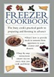 Freezer Cookbook (The Cook's Kitchen 2)