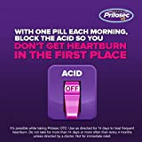 Prilosec OTC Frequent Heartburn Medicine and Acid Reducer Tablets, 42 Count (Packaging May Vary)