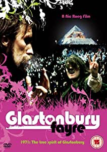 Glastonbury Fayre 1971 DVD