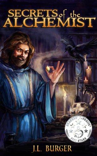 Secrets of the Alchemist (Order of Hermes Book 1)