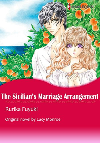 THE SICILIAN'S MARRIAGE ARRANGEMENT (Harlequin comics)