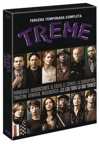 Treme - Temporada 3 [DVD]