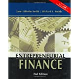 Entrepreneurial Finance ~ Richard L. Smith
