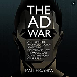 The Ad War Audiobook