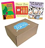 img - for The Perfect Gift for Babies: Essential Board Books for Every Child: Chicka Chicka Boom Boom; Click, Clack, Moo; Dear Zoo book / textbook / text book