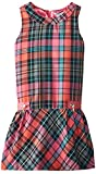 Hartstrings Big Girls' Plaid Jumper