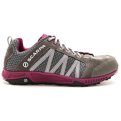 Scarpa Rapid LT Shoe - Women's Pewter / Raspberry 37.5