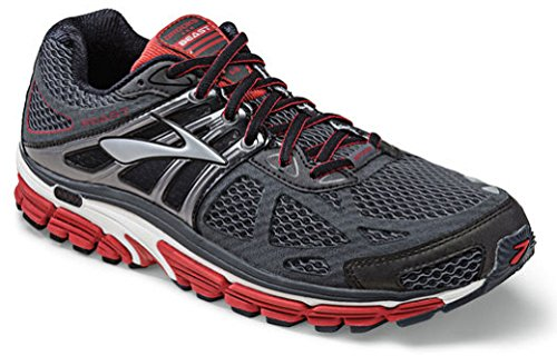 Brooks Men's Beast 14 Running Shoes (9 4E- EXTRA WIDE, Mars/Anthracite/Silver) (Mens Extra Wide Running Shoes compare prices)