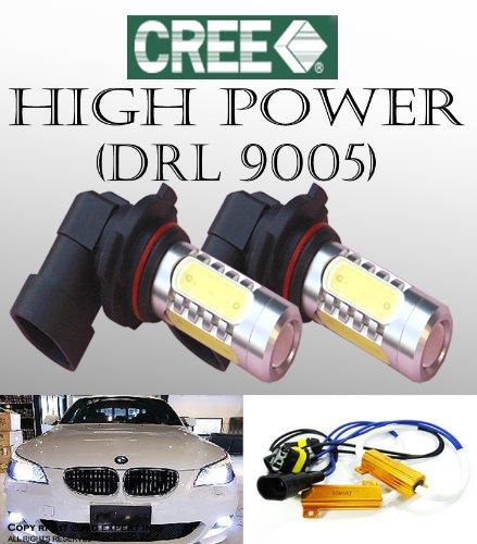 9005 Hb3 Cree Led Plasma Projector Bulbs 11W Daytime Running Light Drl