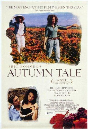 Autumn Tale Rohmer