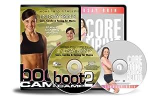 PostNatal Boot Camp (Advanced) 2-Pack DVD, Lindsay Brin