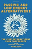 img - for Passive and Low Energy Alternatives 1: The First International Plea Conference, Bermuda, September 13-15, 1982 (v. 1) book / textbook / text book