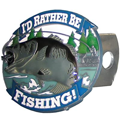 Siskiyou WHC700 Rather Be Fishing Hitch Cover