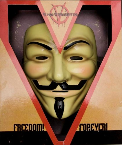 Picture of v for vendetta (two-disc collector's edition w/ mask).