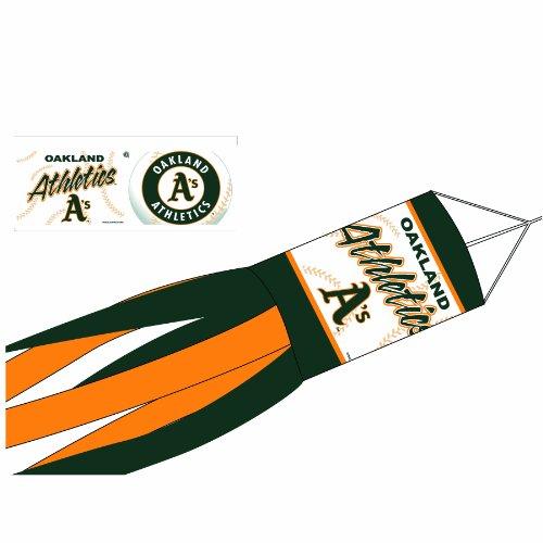 MLB Oakland Athletics Windsock