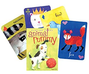 eeboo animal rummy instructions