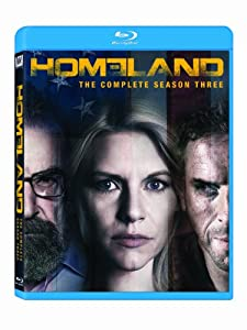 Homeland: The Complete Third Season [Blu-ray] from 21st Century Fox
