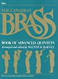 img - for The Canadian Brass Book of Advanced Quintets: Tuba book / textbook / text book