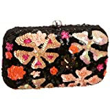 French Connection Aloha Spring Box Clutch