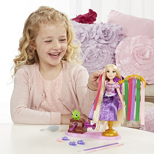 Disney Princess Rapunzel's Royal Ribbon Salon JungleDealsBlog.com