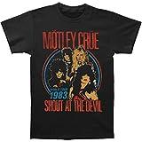 Motley Crue- Vintage Shout At the Devil T-Shirt Size L