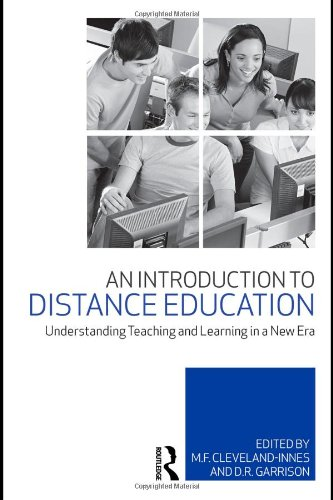 an introduction to distance learning A teacher's guide to distance learning introduction teaching and learning are  no longer confined to the classroom or the school day there are many.