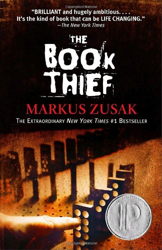 Book Thief by Mark Zusak