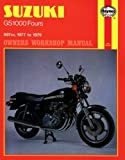 Martyn Meek Suzuki GS1000 Fours Owner's Workshop Manual (Motorcycle Manuals)