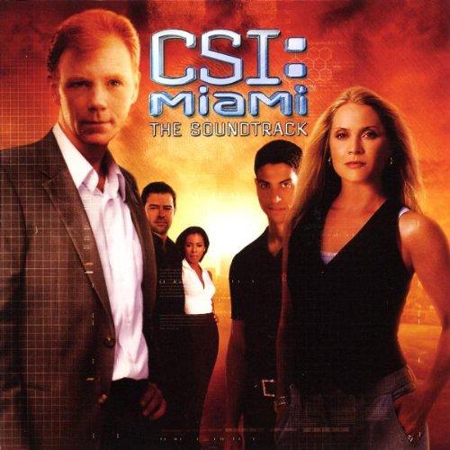 CSI:Miami/CSI:マイアミ サントラ