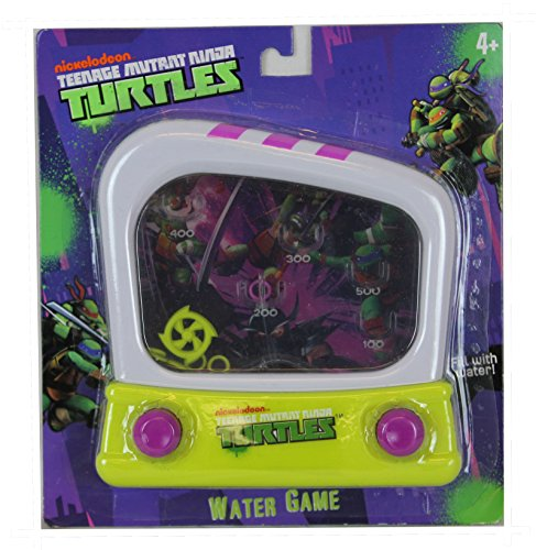 Teenage Mutant Ninja Turtles TMNT Handheld Water Game - 1