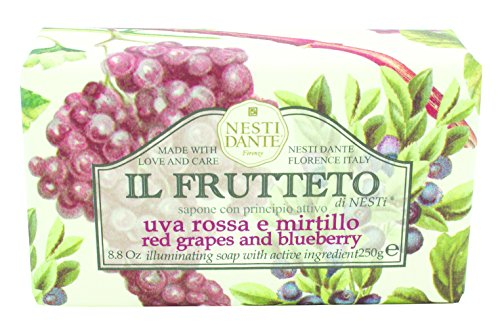 Nesti Dante Il Frutteto Red Grapes and Blueberry Soap 250g (Blueberry Grape compare prices)