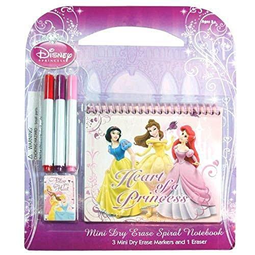 Disney Princess Wirting And Drawing Set - Disney Writing Set - Disney Princess Set