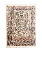 RugSense Alfombra Kashmirian Marrón/Multicolor 174 x 120 cm