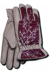 Magid TE266T-M Terra Collection Premium Goatskin Leather Gloves - Womens Medium