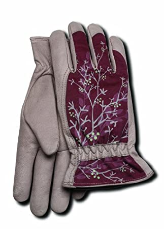 Magid TE266T-M Terra Collection Premium Goatskin Leather Gloves - Womens Medium