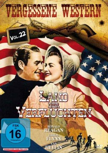 LAND DER VERFLUCHTEN - Vergessene Western Vol.22