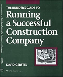 running a successful construction company pdf