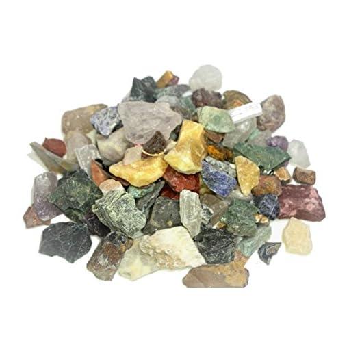Mix-der-Welt-Naturgeister-Rohsteine-2500g-EUR-079-100-g