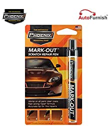Phoenix1? Mark-Out? Scratch Remover Pen for Cars and Bikes