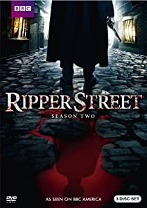 Ripper Street: Season Two [DVD] [Region 1] [US Import] [NTSC]