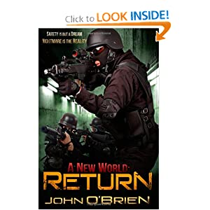 A New World: Return by John O'Brien
