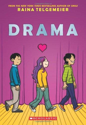 Drama ISBN-13 9780545326995