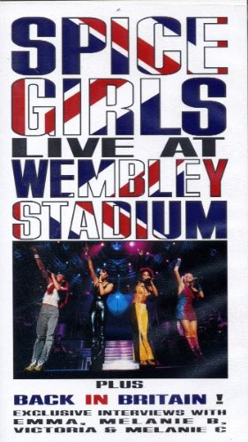 Spice Girls:Live at Wembley St