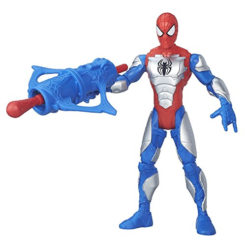 Spider-Man Armored Spider Man Action Figure 1