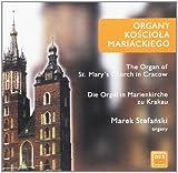 Organ of the St Mary Church in Krakow Bach