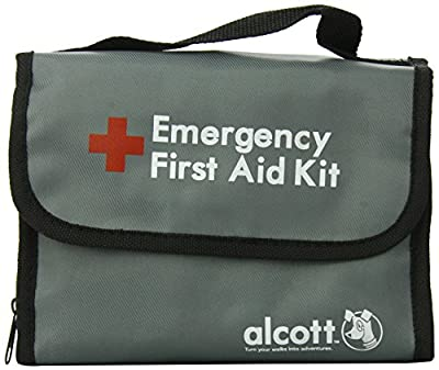 Tactical First Aid Kit: alcott Adventure First Aid Kit for Pets & People by Alcott