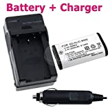 KLIC-8000 Battery+K8500-C US