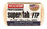 The Wooster Brush Company RR923-4 Super Fab FTP Roller Cover 3/8-Inch Nap