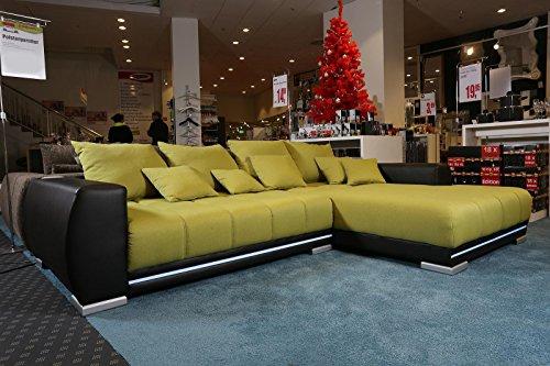 ecksofa hiend led bluetooth soundsystem couch. Black Bedroom Furniture Sets. Home Design Ideas