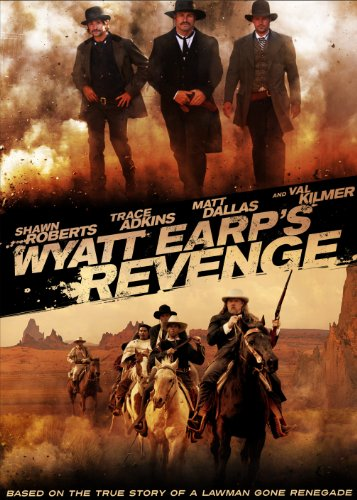 Cover art for  Wyatt Earp's Revenge